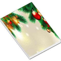 Ornament Christmast Pattern Large Memo Pads