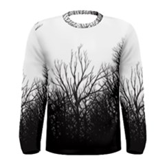 Forest Men s Long Sleeve Tee