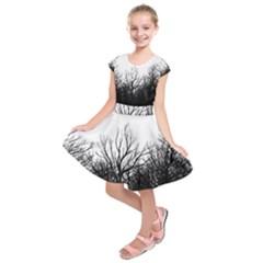 Forest Kids  Short Sleeve Dress