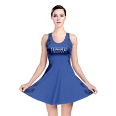 Lead Me Dancer Reversible Skater Dress