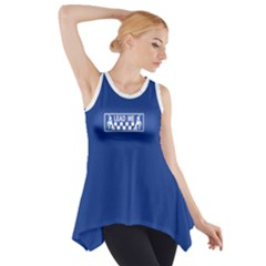 LEAD ME dancer Side Drop Tank Tunic