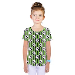 Ball Line Kids  One Piece Tee