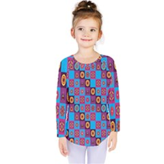 Batik Kids  Long Sleeve Tee