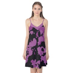 Pink Camouflage Camis Nightgown