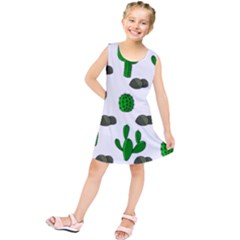 Cactuses 3 Kids  Tunic Dress