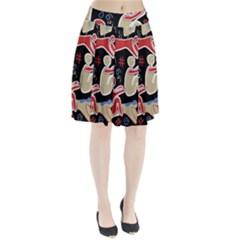 Family Pleated Skirt