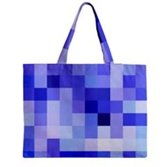 Pixie Blue Medium Tote Bag
