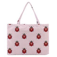 Insect Animals Cute Medium Zipper Tote Bag