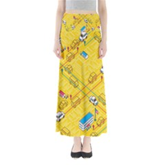 Highway Town Maxi Skirts