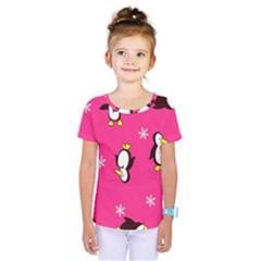 Penguin Kids  One Piece Tee