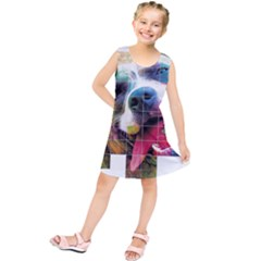 Layla Merch Kids  Tunic Dress