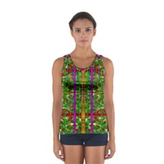 A Gift Given By Love Women s Sport Tank Top