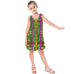 A Gift Given By Love Kids  Sleeveless Dress