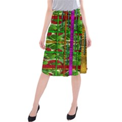 A Gift Given By Love Midi Beach Skirt