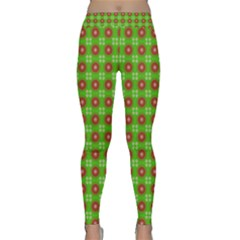 Wrapping Paper Christmas Paper    Classic Yoga Leggings