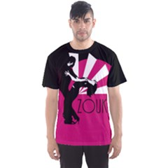 ZOUK - FORGET THE TIME Men s Sport Mesh Tees
