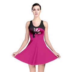 ZOUK - FORGET THE TIME Reversible Skater Dresses