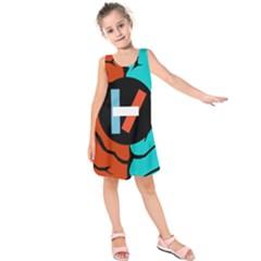 Twenty One Pilots  Kids  Sleeveless Dress