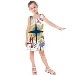 Compass 4 Kids  Sleeveless Dress