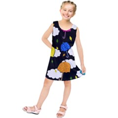 Umbrellas 2 Kids  Tunic Dress