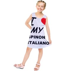 Spinone Love Kids  Tunic Dress