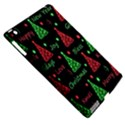 New Year pattern - red and green Apple iPad 3/4 Hardshell Case (Compatible with Smart Cover) View5