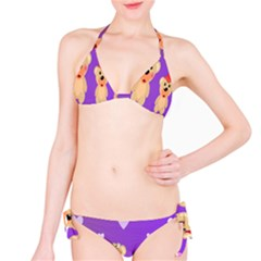 Happy Bears Cute Bikini Set
