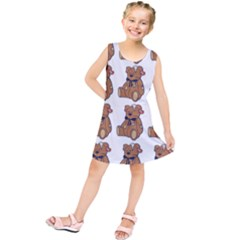 Bear Kids  Tunic Dress