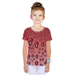 Red Water Kids  One Piece Tee