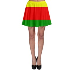 Kurdistan Kurd Kurds Kurdish Flag Skater Skirt