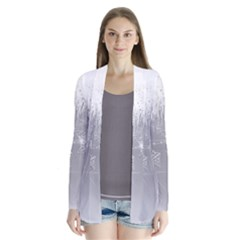 New Year Holiday Snowflakes Tree Branches Cardigans