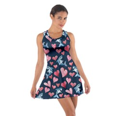 Shark Lover Cotton Racerback Dress