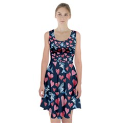 Shark Lover Racerback Midi Dress
