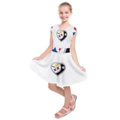 St Kids  Short Sleeve Dress