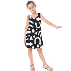 Right direction Kids  Sleeveless Dress