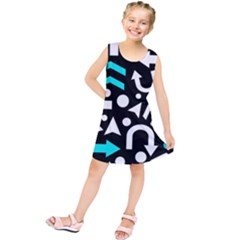 Right Direction   Cyan Kids  Tunic Dress