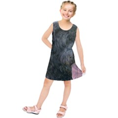 Bouvier Des Flandres Kids  Tunic Dress
