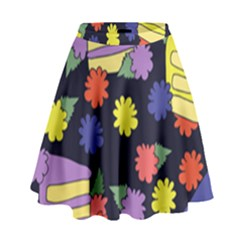 Cake Lover High Waist Skirt
