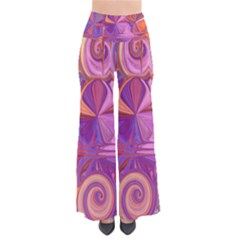 Candy Abstract Pink, Purple, Orange Pants