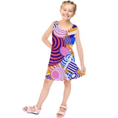 Canddy Color Kids  Tunic Dress