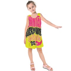 Clowntown Kids  Sleeveless Dress