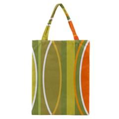 Graphic Elements Large Landscape Classic Tote Bag