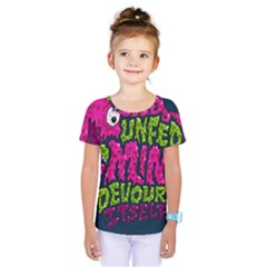 Unfedmind Kids  One Piece Tee