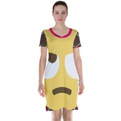 34174678 Xxl 1f644 1f644b 1s Short Sleeve Nightdress