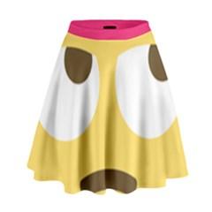 34174678 Xxl 1f644 1f644b 1s High Waist Skirt