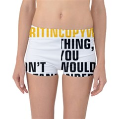 It a Copywriting Thing, you wouldn t understand Reversible Bikini Bottoms