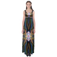 A Guiding Light Hi Res Empire Waist Maxi Dress