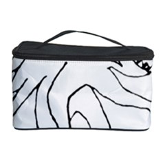 Monster Bird Drawing Cosmetic Storage Case