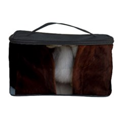 Basset Hound Sitting  Cosmetic Storage Case