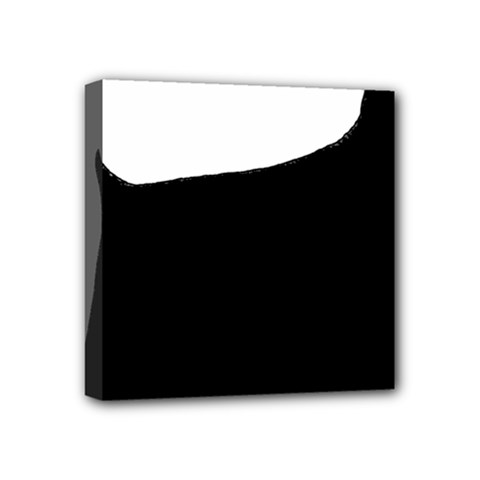 Cocker Spaniel Silo  Mini Canvas 4  x 4